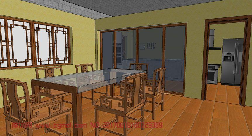 新现代中式家装设计