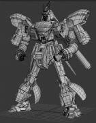 机器人高达战士