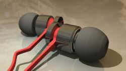Beats耳机maya模型