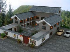 中式庭院农家乐