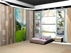 房间简模模型