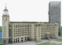 CBD商业综合楼