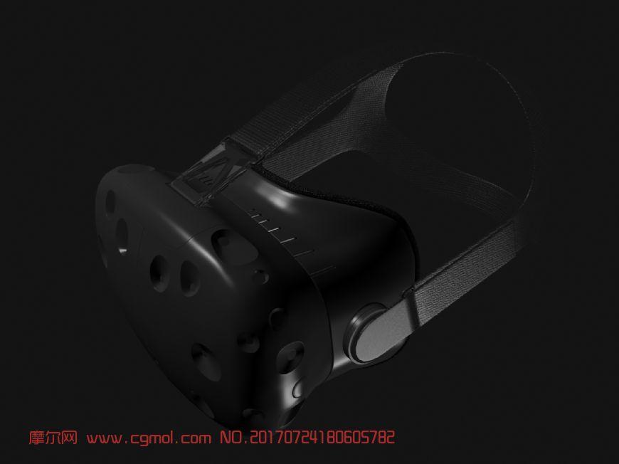VR眼镜 虚拟现实头盔