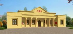 红军兵团建筑