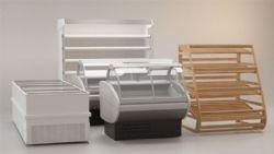 冰柜,陈列架,货架,max,fbx格式