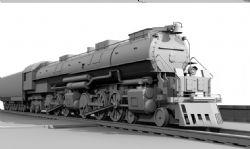 火车,火车头
