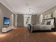 现代简约卧室
