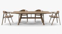 木制餐桌椅
