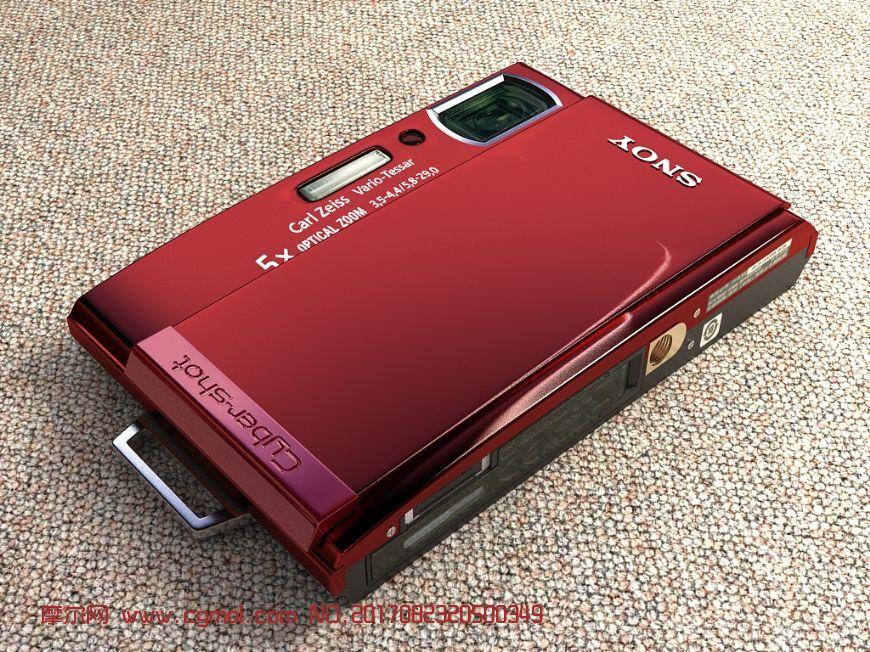 索尼t300_索尼T300相机,数码产品,电子电器,3d模型下载,3D模型网,maya模型免费 ...