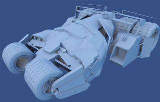 6轮驱动战车maya模型