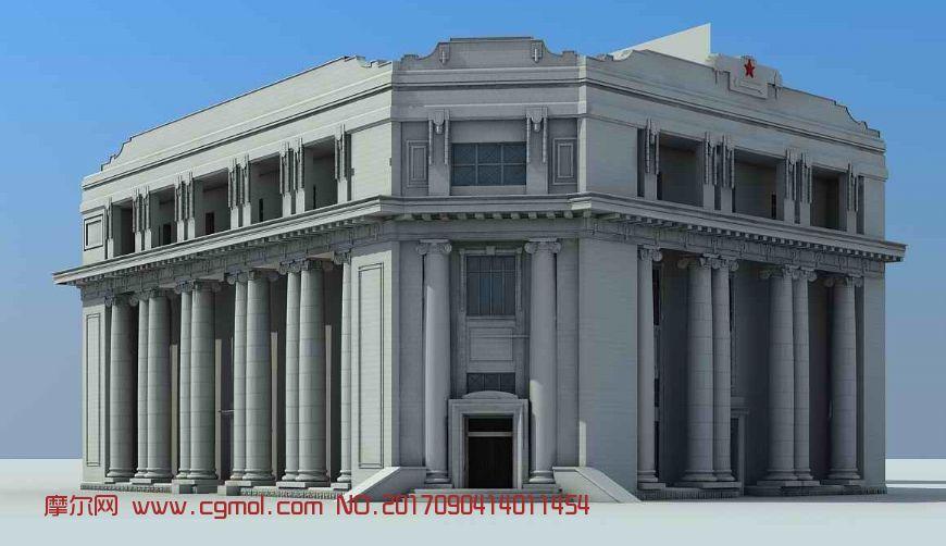 正金银行,欧式建筑
