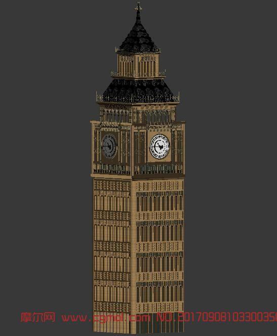 大本钟,钟楼