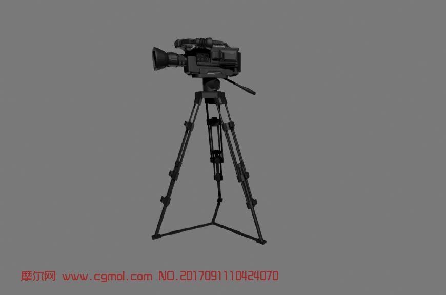 三脚架摄像机