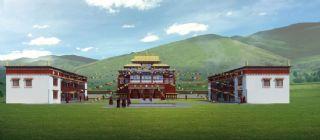 西藏寺庙,青海寺庙
