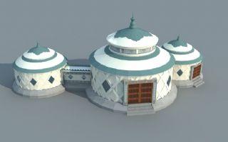 蒙古包05