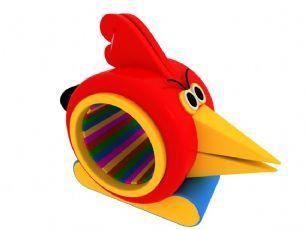 愤怒的小鸟淘气堡玩具