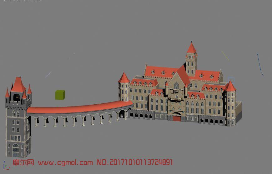英式城堡学校