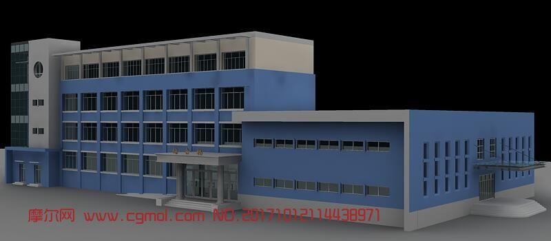 教学楼,综合楼