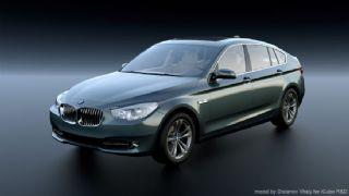 最新BMW宝马5系,530d汽车