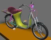 电动车,自行车