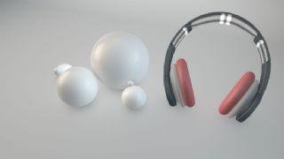 耳机3D,C4D模型