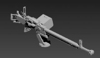 DSHK大口径机枪,苏军武器
