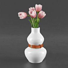 葫芦花瓶郁金香插花