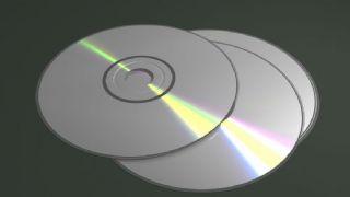 maya光盘模型