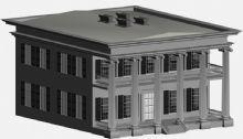 欧式罗马建筑