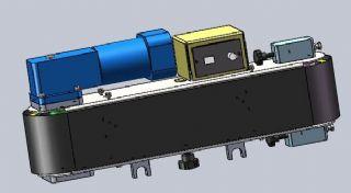 平面打磨机,step,3dm格式
