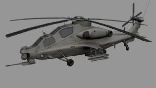 武装直升机,武直10