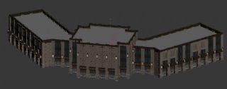 新疆本土商业建筑