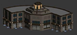 酒店异域生土建筑