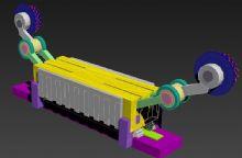 (超低级+初级)3max的采煤机模型