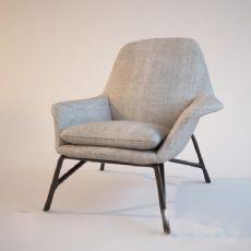 简欧沙发椅