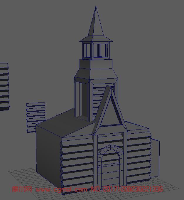 西方建筑小作业