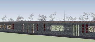 古建墙体围墙