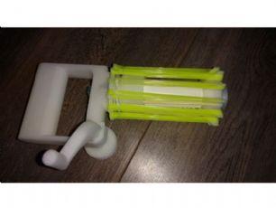 皮筋加特林3D打印文件,9个stl文件