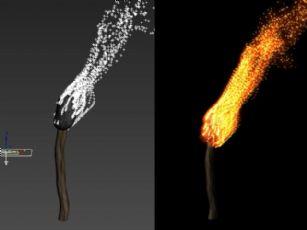 燃��的火把�赢�