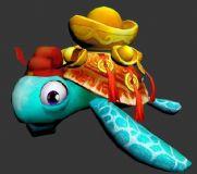 金元宝海龟