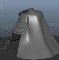 帐篷,蒙古包obj模型