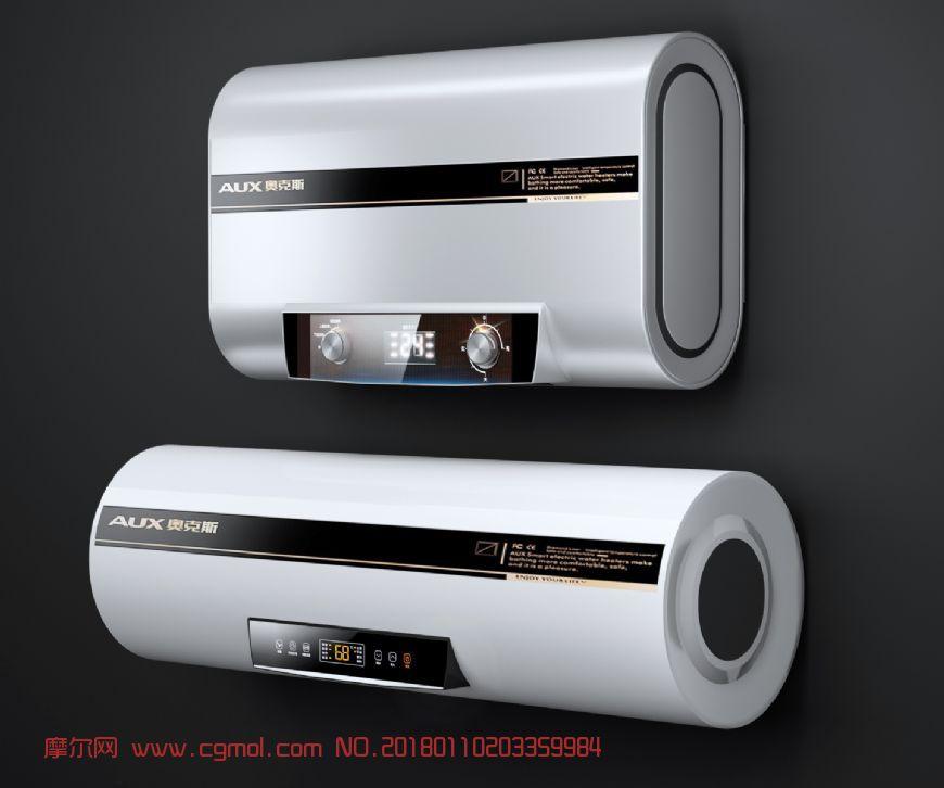 两款AUX奥克斯热水器