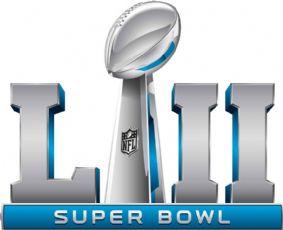 2018超级碗52 3d logo模型 NFL superbowl