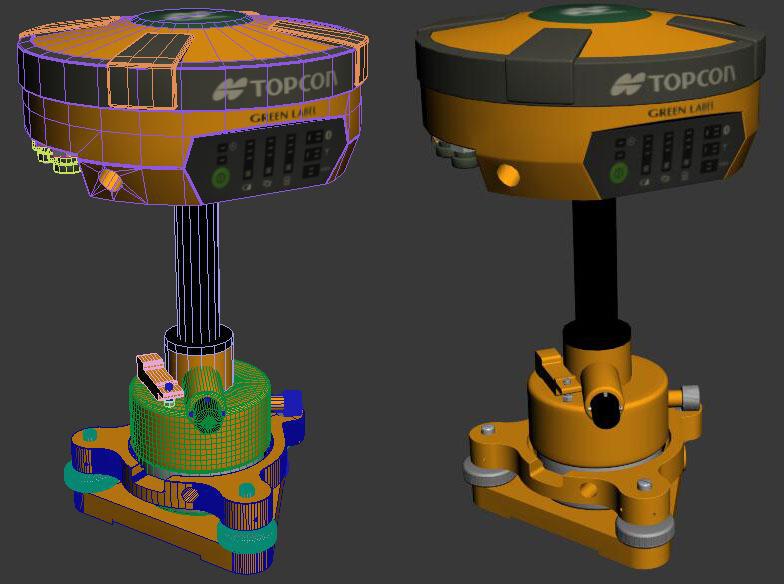 测绘仪器网_测绘仪器,机械工具,机械模型,3d模型下载,3D模型网,maya模型免费 ...