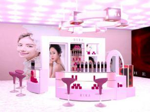 化妆品,护肤品,美妆专柜,mental ray渲染
