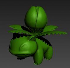 神奇宝贝妙蛙草
