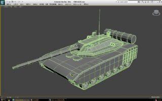 中国主战坦克