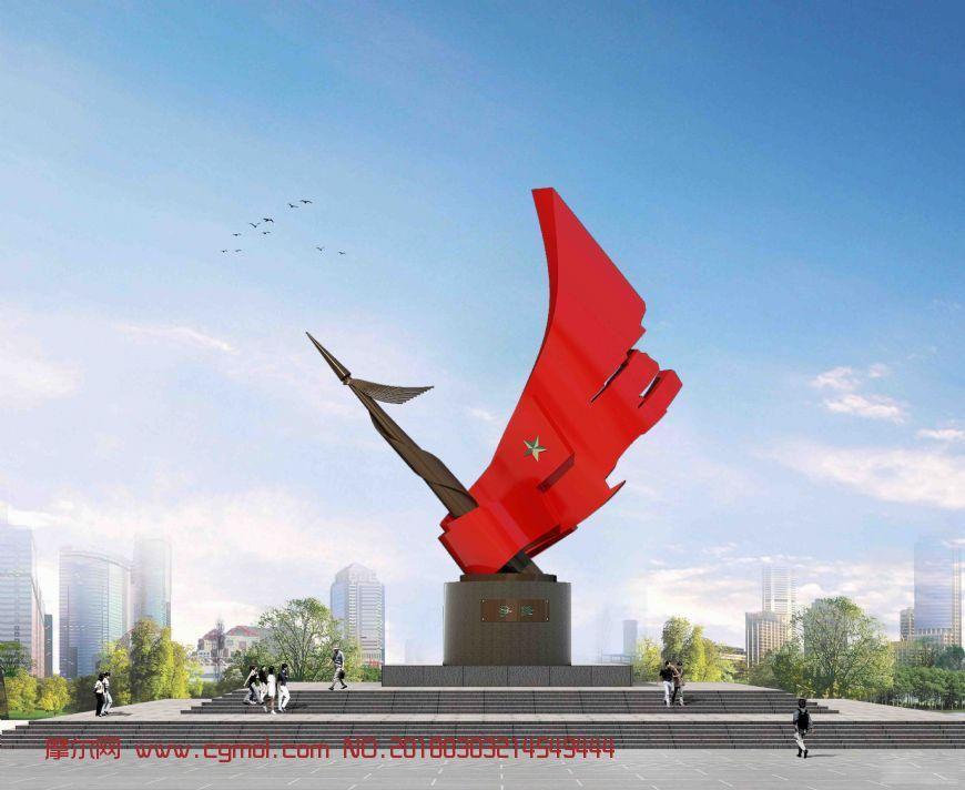 争锋雕塑设计