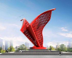 扬帆-雕塑设计