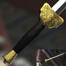 高质量大宝剑,2k以上贴图